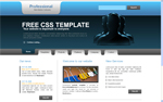 Professional  Css3Template Downloads: 23168
