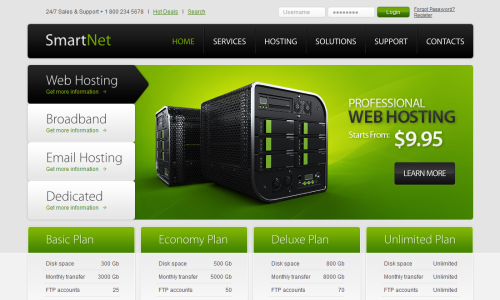 Free Hosting  Css3Template Downloads: 40403