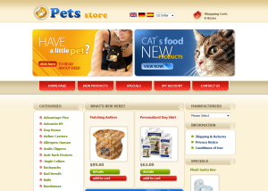 pets-store